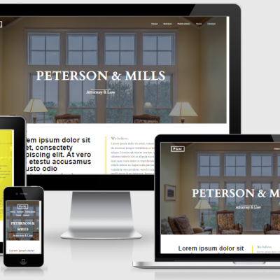 Website Design with 10 product ecommerce website