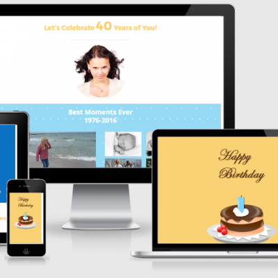 Website Design with 8 page website
